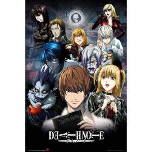 Poster Death Note - Collage, (61 x 91.5 cm)
