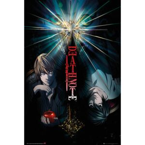Poster Death Note - Duo, (61 x 91.5 cm)