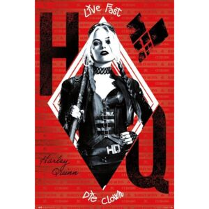 Poster The Suicide Squad - Harley Quinn, (61 x 91.5 cm)