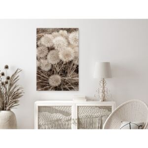 Canvas Print Other Flowers: Delicate Bunch (1 Part) Vertical