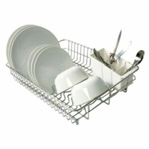 Delfinware Stainless Steel Traditional Large Drainer