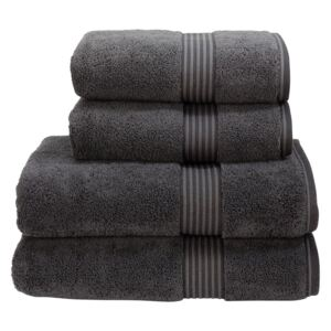 Christy Supreme Hygro Towels Graphite Guest