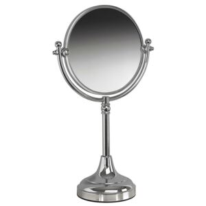 Miller Tall Free Standing Mirror Chrome One