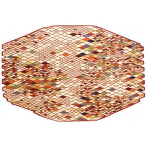 Losanges Rug - 165 x 245 cm by Nanimarquina Multicoloured