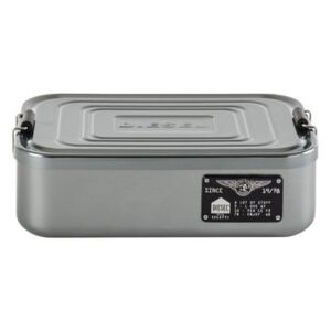 Bento Large Box - / Metal - L 23 x H 7 cm by Diesel living with Seletti Metal