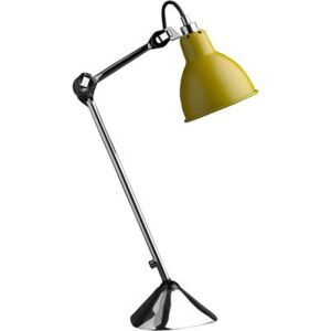 N°205 Table lamp by DCW éditions Yellow