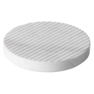 Groove Tablemat - / Small - Ø 16 cm by Muuto White