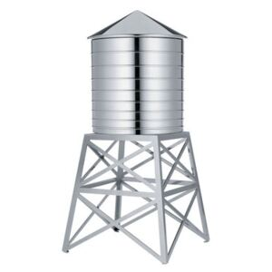 Water Tower Box by Alessi Metal