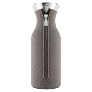 Stoppe-goutte Carafe - 1 L / Technical fabric by Eva Solo Beige