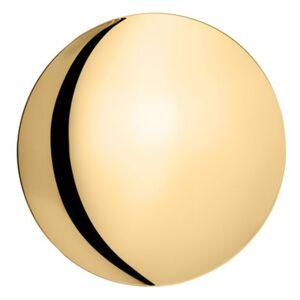 Endora Wall mirror - / Rounded - Ø 76 cm by Sentou Edition Gold