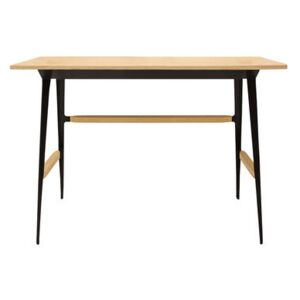 Portable Atelier Desk - Moleskine by Driade by Driade Black/Natural wood