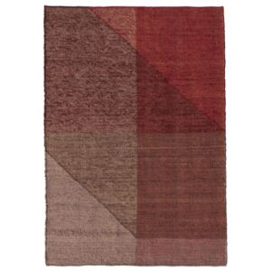 Capas 1 Rug - / 200 x 300 cm by Nanimarquina Red