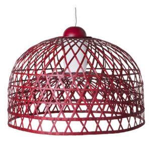 Emperor Pendant - Large by Moooi Red