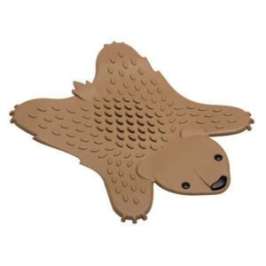 Grizzly Tablemat - Silicone by Pa Design Brown
