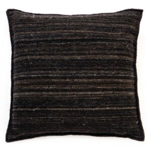 Well Being Heavy Cushion - / 80 x 80 cm - Eco-designed by Nanimarquina Black
