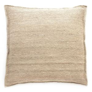 Well Being Heavy Cushion - / 80 x 80 cm - Eco-designed by Nanimarquina Beige