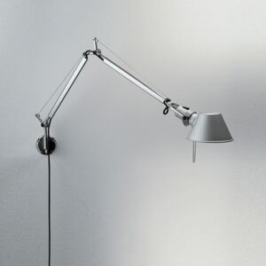 Tolomeo micro Wall light - LED - With arm by Artemide Metal