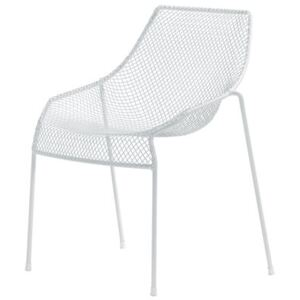 Heaven Stacking chair - Metal by Emu White