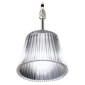 Romeo Babe Glass Pendant by Flos Transparent