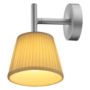 Romeo Soft W Wall light - Tissue version by Flos Yellow/Beige