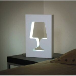 Outlight Table lamp by La Corbeille White