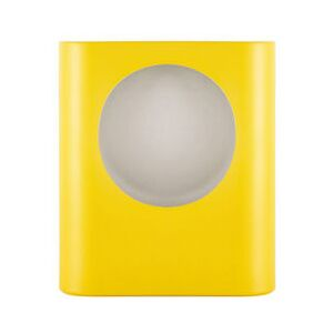 Signal Small Table lamp - / Ceramic - Hand-made / H 28 cm by raawii Yellow