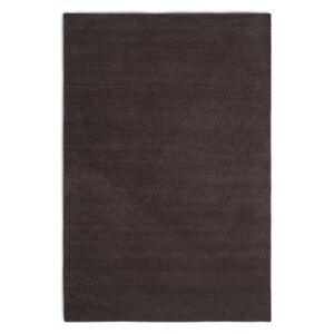 Row Rug - / 200 x 300 cm by Northern Brown