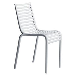 PIP-e Stackable chair - Plastic by Driade White