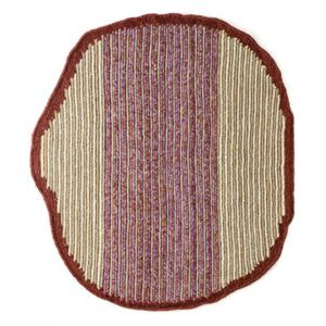 Uilas Small Rug - / 180 x 200 cm - Natural fibre by ames Red