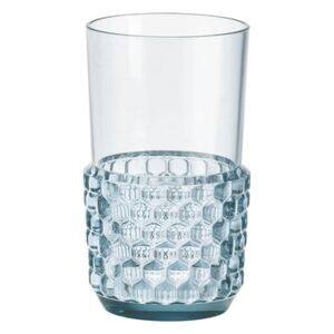 Jellies Family Glass by Kartell Blue