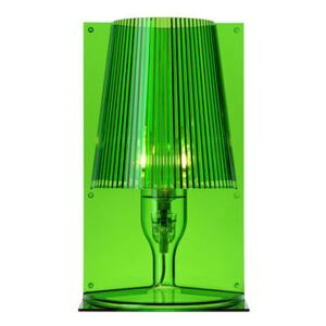 Take Table lamp by Kartell Green