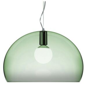 FL/Y Small Pendant - Small - Ø 38 cm by Kartell Green