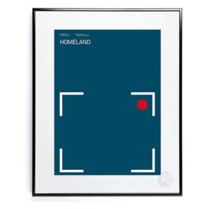 Homeland Poster - 30 x 40 cm by Image Republic Multicoloured