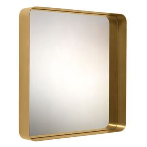 Cypris Wall mirror - 70 x 70 cm by ClassiCon Gold