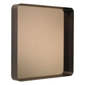 Cypris Wall mirror - 70 x 70 cm by ClassiCon Brown