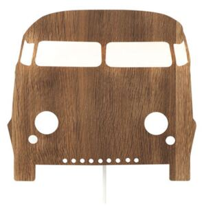 Car Wall light with plug - Wall lamp by Ferm Living Natural wood
