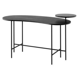 Palette JH9 Desk - 2 tops by &tradition Black