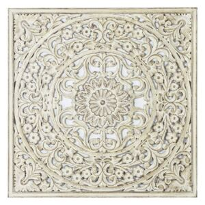 Rohan Wooden Carved Wall Art