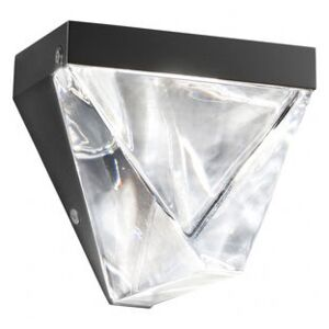 Tripla LED Wall light - Crystal by Fabbian Transparent
