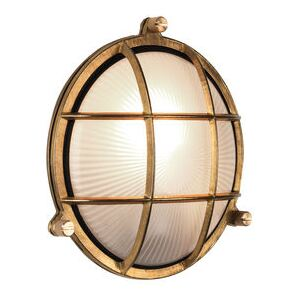 Thurso Round Wall light - / Ceiling light by Astro Lighting Gold/Metal