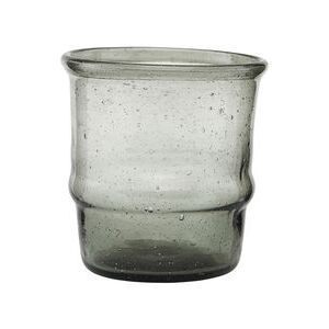Jeema Glass - / Bubbled glass by House Doctor Grey