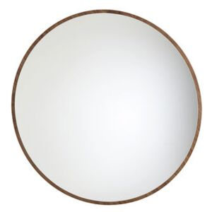 Bulle Small Wall mirror - Small - Ø 50 cm by Maison Sarah Lavoine Natural wood