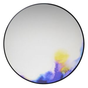 Francis Wall mirror - Ø 60 cm by Petite Friture Multicoloured