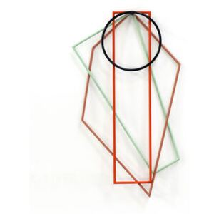 Tablemat - / Set of 4 - Steel by valerie objects Multicoloured
