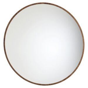 Bulle Large Wall mirror - Large - Ø 120 cm by Maison Sarah Lavoine Natural wood