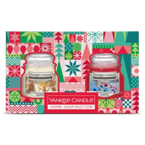 Yankee Candle Home Inspiration 2 Small Jar Candle Gift Set