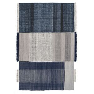 Tres Rug - 200 x 300 cm by Nanimarquina Blue