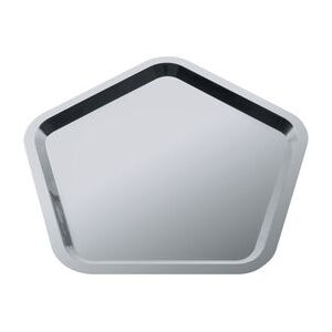 Territoire intime Tray by Alessi Metal