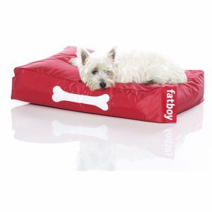 Doggielounge Small Pouf - For dogs by Fatboy Red