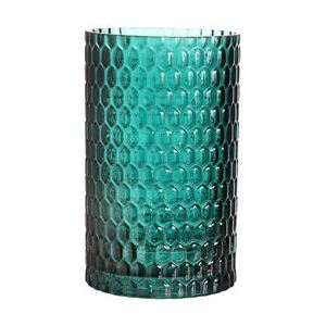 70 Small Vase - / Ø 12 x H 20 cm by & klevering Blue/Green